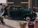 Chevrolet Standard Coach (EC) 1935 images