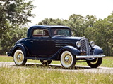 Images of Chevrolet Standard Coupe (DC) 1934