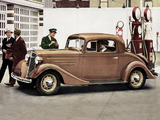 Images of Chevrolet Standard Coupe (EC) 1935