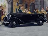 Chevrolet Standard Phaeton (EC) 1935 wallpapers