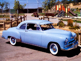 Chevrolet Styleline Special Business Coupe 1952 wallpapers