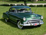 Pictures of Chevrolet Styleline Deluxe Sport Coupe 1951