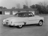 Chevrolet Styleline DeLuxe 2-door Sedan (2102-1011) 1952 wallpapers