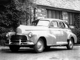 Pictures of Chevrolet Stylemaster Sport Sedan (DJ-1503) 1946