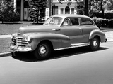 Pictures of Chevrolet Stylemaster 2-door Town Sedan 1948