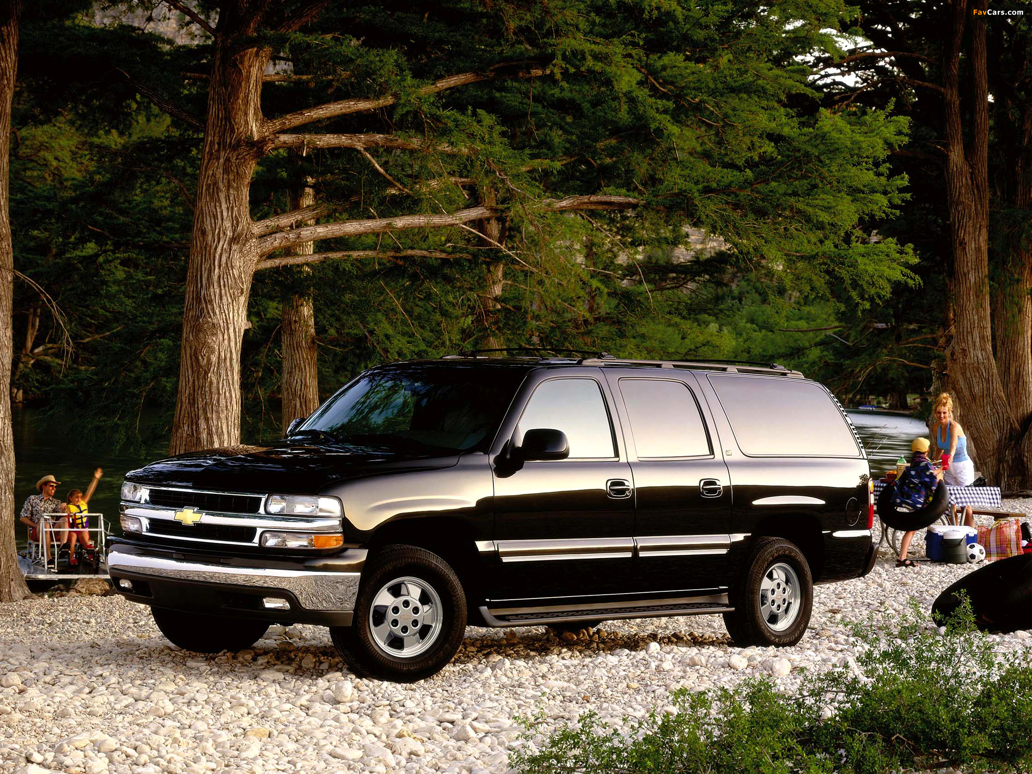 Chevrolet Suburban (GMT800) 2003–06 images (2048x1536)