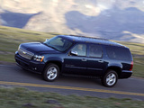 Chevrolet Suburban (GMT900) 2006 images
