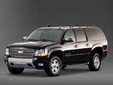 Chevrolet Suburban (GMT900) 2006 pictures