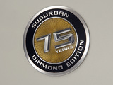 Chevrolet Suburban 75th Anniversary Diamond Edition (GMT900) 2010 images