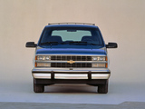 Images of Chevrolet Suburban (GMT400) 1992–93