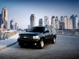 Images of Chevrolet Suburban (GMT900) 2006