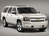 Images of Chevrolet Suburban 75th Anniversary Diamond Edition (GMT900) 2010