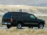 Photos of Chevrolet Suburban 2500 Armored Presidential Security Car (GMT800) 2006