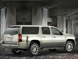 Photos of Chevrolet Suburban HD Z71 (GMT900) 2007