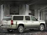 Photos of Chevrolet Suburban HD Z71 (GMT900) 2007