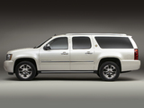Photos of Chevrolet Suburban 75th Anniversary Diamond Edition (GMT900) 2010