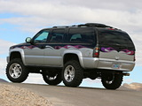 Pictures of Chevrolet Suburban Partner 2003