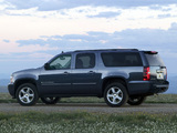 Pictures of Chevrolet Suburban (GMT900) 2006
