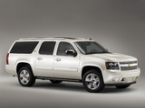 Pictures of Chevrolet Suburban 75th Anniversary Diamond Edition (GMT900) 2010