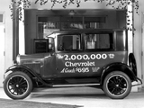 Chevrolet Superior Coach 1923–26 wallpapers