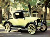Chevrolet Superior Roadster 1926 pictures