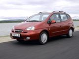 Chevrolet Tacuma 2004–08 images