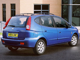 Chevrolet Tacuma UK-spec 2004–08 images