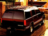 Chevrolet Tahoe (GMT410) 1995–99 images