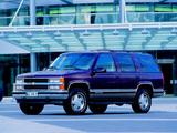 Chevrolet Tahoe (GMT410) 1995–99 photos