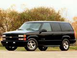 Chevrolet Tahoe Limited Concept (GMT410) 2000 wallpapers