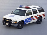 Chevrolet Tahoe Police (GMT840) 2004–07 photos