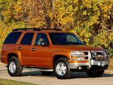 Images of Chevrolet Tahoe Z71 Concept (GMT840) 2000