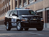 Images of Chevrolet Tahoe Police (GMT900) 2007