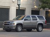 Images of Chevrolet Tahoe Hybrid (GMT900) 2008