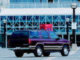 Photos of Chevrolet Tahoe (GMT410) 1995–99