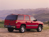 Photos of Chevrolet Tahoe (GMT840) 2000–06