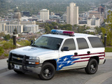 Photos of Chevrolet Tahoe Police (GMT840) 2004–07