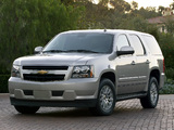 Photos of Chevrolet Tahoe Hybrid (GMT900) 2008