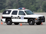 Pictures of Chevrolet Tahoe Police (GMT840) 2004–07