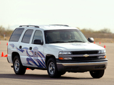 Chevrolet Tahoe Police (GMT840) 2004–07 wallpapers