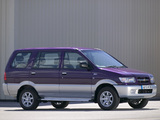 Chevrolet Tavera 2002–12 wallpapers