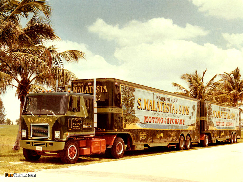 Chevrolet Titan 90 1968–88 wallpapers (800 x 600)