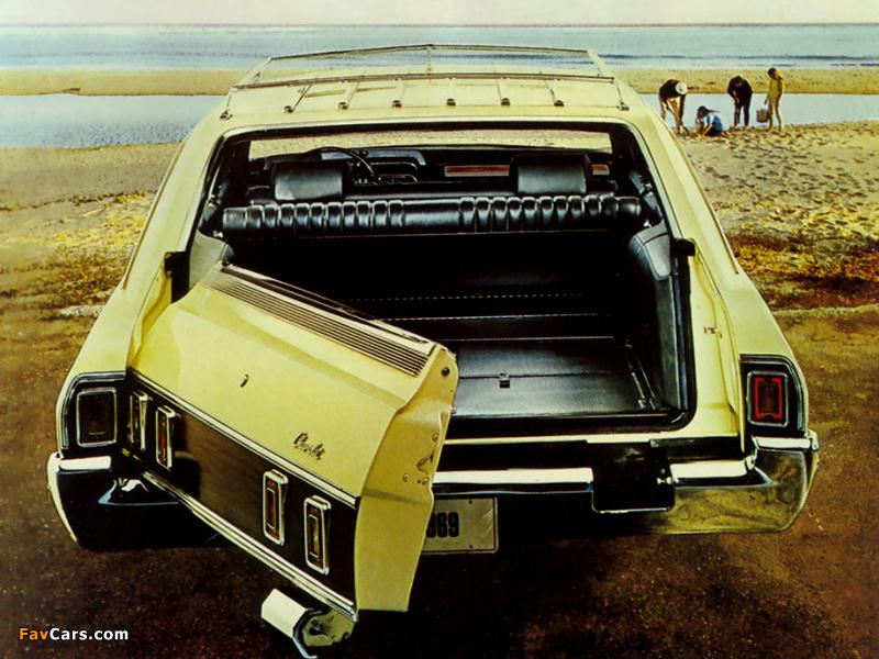 Chevrolet Townsman 1969 wallpapers (800 x 600)