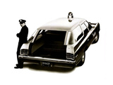 Chevrolet Townsman Police 1971 photos