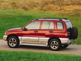 Chevrolet Tracker 1999–2004 pictures