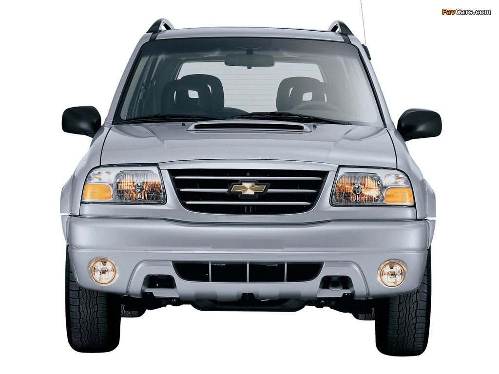 Chevrolet Tracker 2006 pictures (1024 x 768)