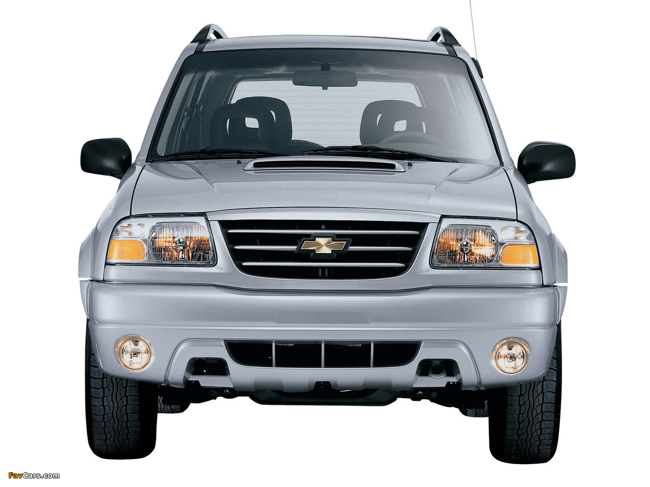 Chevrolet Tracker 2006 pictures (1280 x 960)