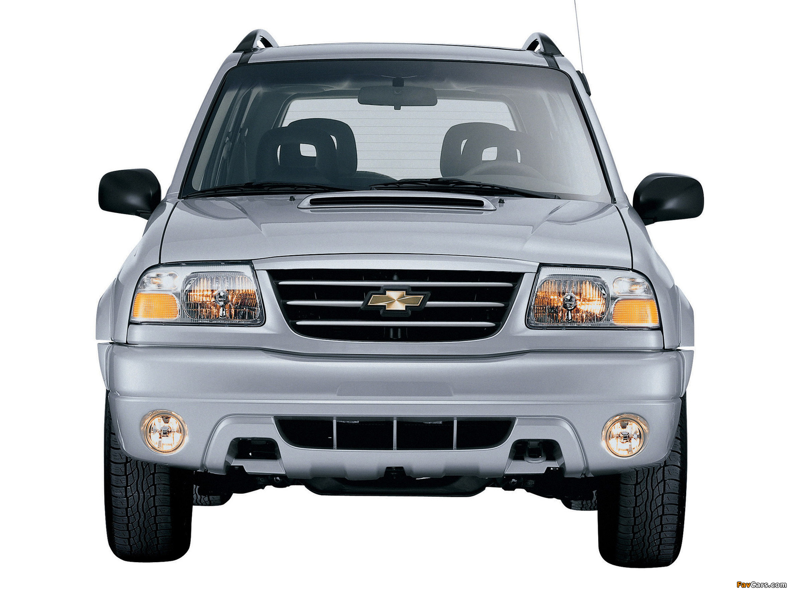 Chevrolet Tracker 2006 pictures (1600 x 1200)