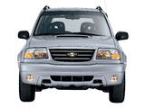 Chevrolet Tracker 2006 pictures