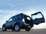 Chevrolet Tracker 2006 wallpapers